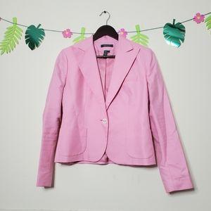 Ralph Lauren Pastel Pink Blazer